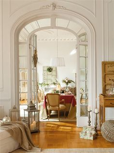 Arched French Doors Pinteres - Arched interior doorway design decoration