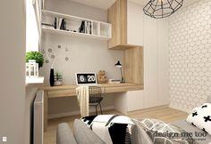 Gabinet styl Skandynawski - zdjęcie od design me too - Gabinet - Styl Skandynawski - design me too