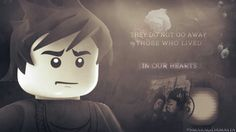 • #LEGO #NINJAGO #DayoftheDeparted • #Kai #KaiSmith  [ quote by Juhász Gyula ] :-)  My Edit I hope you'll like it