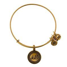 Alpha Phi Charm Bracelet | Alex and Ani