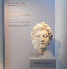 """9 """"Μου αρέσει!"""", 1 σχόλια - Ιστορία της Μακεδονίας️ (@history_of_macedonia_gr) στο Instagram: """"#alexanderthegreat #thassos #museum #hellenistic #sculptures #macedonia #greece #ancient…"""""""