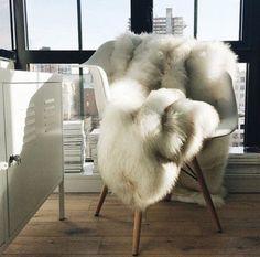 furry at home // LILI CLASPE