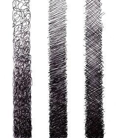 Hasil gambar untuk cross hatching shading value Art Sketches, Art Drawings, Cross Hatching, Pen Art, Elements Of Art, Art Plastique, Drawing Techniques, Teaching Art, Art Education