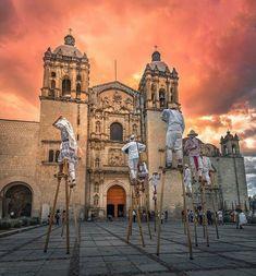 Oaxaca centro.