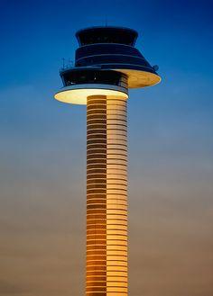 Arlanda Airport Control Tower / Stockholm