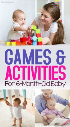 15 Games And Activities For Baby : Looking for games and activities for a baby? MomJunction shares with you the best activities that promote growth and keep the baby busy. activities 15 Games And Activities For Baby 6 Month Baby Games, 6 Month Baby Activities, Baby Learning Activities, Six Month Old Baby, Infant Activities, Baby Month By Month, 6 Month Baby Milestones, Games For Babies, Infant Games