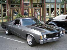 '72 Chevy El Camino SS