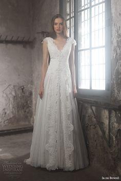 Ir de Bundó 2014 #Wedding Dresses | Wedding Inspirasi #weddingdress #weddings #bridal See more at: http://www.weddinginspirasi.com/2013/07/30/ir-de-bundo-2014-wedding-dresses/