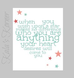 stars nursery art, playroom art children wall decor stars by KalasKorner, $10.00