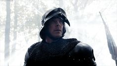 THE HOLLOW CROWN: THE WARS OF THE ROSES (BBC, April 2016) ~ Benedict Cumberbatch as Richard III. [GIF]
