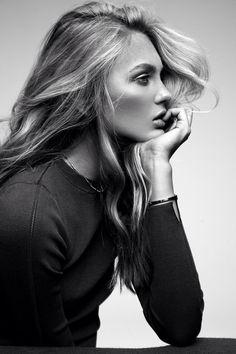 Effortless Undone Hair | HarperandHarley