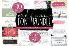 Handwritten Font Bundle by KA Designs on Tattoo Font For Men, Tattoo Fonts Cursive, Handwritten Fonts, Typography Fonts, New Fonts, Font Tattoo, Serif Font, Script Fonts, Chalkboard Fonts