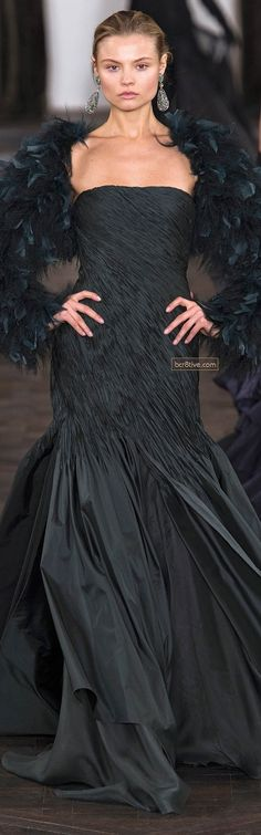 Ralph Lauren Fall Winter 2013 New York Fashion Week by Janny Dangerous (pic)