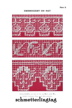 Browse all of the Turkish Embroidery Stitches photos, GIFs and videos. Find just what you're looking for on Photobucket Blackwork Embroidery, Folk Embroidery, Embroidery Stitches, Embroidery Patterns, Drawn Thread, Thread Work, Needle Lace, Bobbin Lace, Filet Crochet