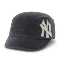 99243d13698 Amazon.com   MLB New York Yankees Women s Clovis Cadet Cap