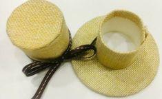 Favor Boxes Gift Handmade Burlap Twine Mini Wedding Hat shape Party Supplies | eBay
