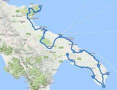 Visite des Pouilles en Italie en camping-car