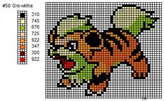 58 Growlithe by cdbvulpix.deviantart.com on @deviantART