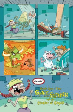 Preview: Munchkin #11, Story: Sam Sykes Art: Phil Murphy & Fred Stresing Cover: Bridget Underwood Publisher: BOOM! Studios/BOOM! Box Publication Date: November 25th,...,  #All-Comic #All-ComicPreviews #BOOM!Box #Boom!Studios #BridgetUnderwood #Comics #FredStresing #MUNCHKIN #PhilMurphy #previews #SamSykes