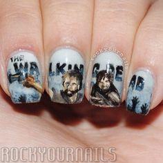 Instagram photo by rockyournails #nail #nails #nailart