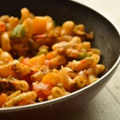 Spicy macaroni and cheese!! simply delicious!!