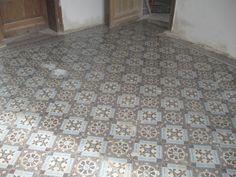 Antique floor tiles Oude,antieke vloer Collection www.floorz.nl