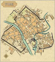 Victorian Timeline: History of York