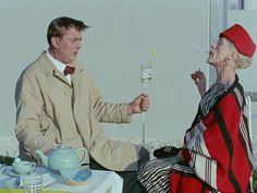 "strangememories: ""Mon Oncle (1958) "" Mon Oncle Jacques Tati, Blog Art, Sci Fi Films, French Films, Music Film, Cinematography, Animation, Funny, Movies"