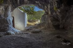 The Cave of Pythagoras Samos, Cave, Island, Explore, Plants, Viajes, Islands, Exploring, Planters