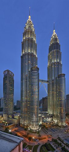 Lived here from 2011-2013.  Kuala Lumpur, Malaysia.  Twin Towers, KLCC & COP offices.