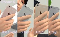 ModTheSims - iPhone 6 in The Sims 4