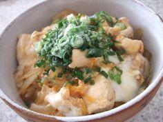 親子丼 by ぷりマン [クックパッド] 簡単おいしいみんなのレシピが257万品