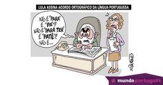 Diferença entre norma culta e oralidade no ENEM #ENEM #MundoEdu #MundoPortuguês #Português #Redação