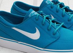"Nike Zoom Stefan Janoski ""Neo Turquoise"""