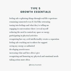 In the comments below, tell me your Enneagram Type, then name 1 of these that comes easiest to you and 1 of these that is most challenging! Type 5 Enneagram, Intj Personality, Personality Characteristics, Interpersonal Relationship, Intp, Archetypes, Physical Activities, Introvert, Self Improvement