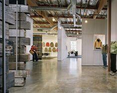 JanSport Corporate Headquarters by Rapt Studio, San Leandro » Retail Design Blog