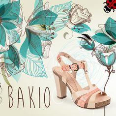 ¿Qué te parece nuestra colección Bakio? Es perfecta para conjuntar con tus outfits más elegantes Platform, Heels, Outfits, Fashion, Shoe Collection, Spring Summer 2015, Elegant, Women, Heel