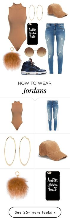 """""""If you don't got no haters you ain't popin"""" by sweet-brownsuga on Polyvore featuring Ted Baker, NIKE, River Island, rag & bone, Victoria Beckham and MICHAEL Michael Kors"""