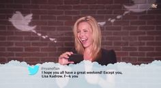 Lisa Kudrow, Gwyneth Paltrow and More Stars Read Mean Tweets on 'Jimmy Kimmel Live'!   Closer Weekly