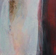 Barbara Bonvin - anima 07 - - pigments et huile sur toile