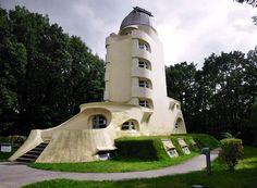 Der Einsteinturm auf dem Telegrafenberg von liesel47