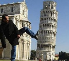 and yes we have found the man who tilted this building :)   ================= iamcivilengineer.com =================