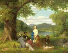 Thomas Prichard Rossiter 1818 - 1871