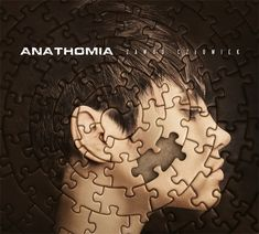 This album cover uses a photograph with a texture overlay and some editing to make it appear as if it is a puzzle. This can be used to create artistic expression or meaning behind the music.