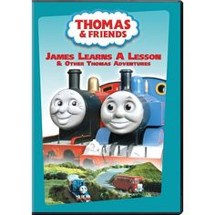 """Thomas & Friends: James Learns a Lesson DVD - Lyons / Hit Ent. - Toys """"R"""" Us"""