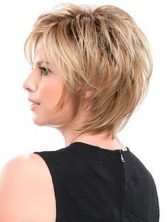 Straight Blonde Synthetic Layered Hairstyles For Short Hair - Hair Styles Short Hairstyles For Thick Hair, Very Short Hair, Short Hair Cuts, Curly Hair Styles, Cool Hairstyles, Natural Hair Styles, Pixie Hairstyles, Hairstyles Pictures, Pixie Cuts