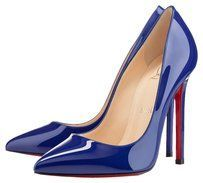 Get the must-have pumps of this season! These Christian Louboutin Blue Pigalle Neptune Pumps Size US 8 are a top 10 member favorite on Tradesy. Save on yours before they're sold out! Me Too Shoes, Women's Shoes, Shoe Boots, Ankle Boots, Shoes Style, Dress Shoes, Court Shoes, Stiletto Pumps, Stilettos