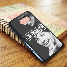 Louis Tomlinson Smiley Singer One Direction Samsung Galaxy S7 Case