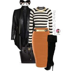 Untitled #2819 by stylebydnicole on Polyvore featuring City Chic, Boohoo, Michael Kors and Prada