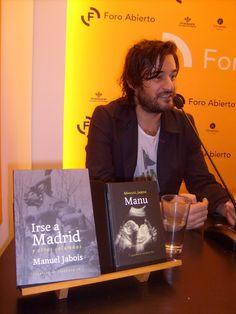 """Presentación de """"Irse de Madrid"""" y """"Manu"""", de Manuel Jabois"""